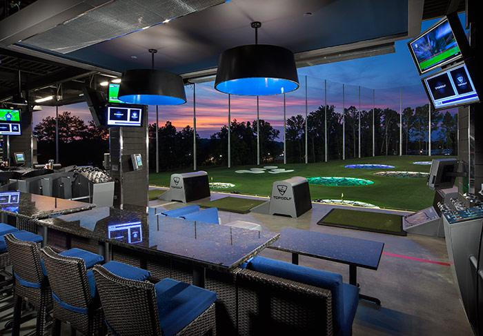 Photo courtesy of Top Golf