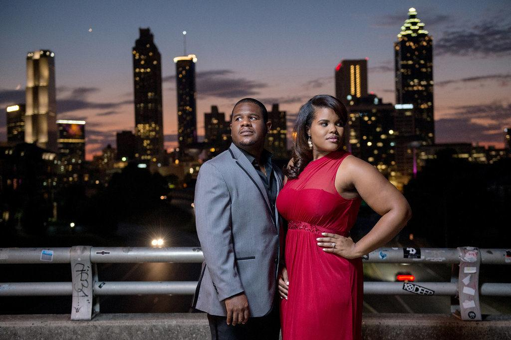Atlanta Engagement Session. Atlanta Wedding Vendors