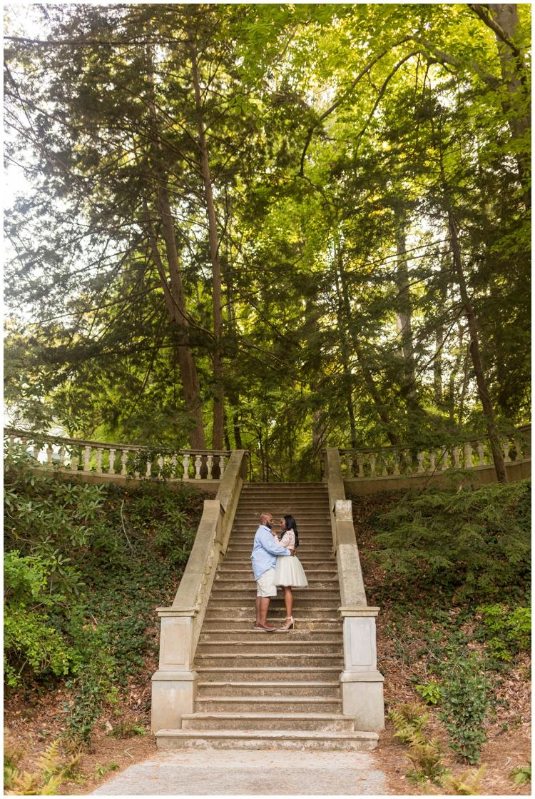 Birmingham Engagement Photos