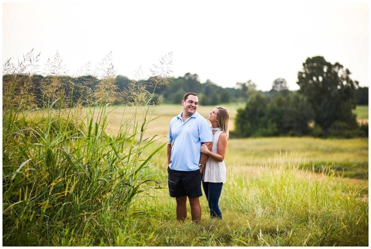 Outdoor Engagement Session, Georgia Weddings